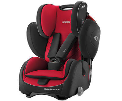 Autosedačka RECARO Sport Hero 2018, racing red - 1