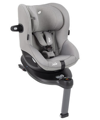 Autosedačka JOIE i-Spin 360 E 2020, grey flannel - 1