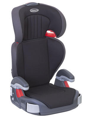 Autosedačka GRACO Junior Maxi 2021, black - 1