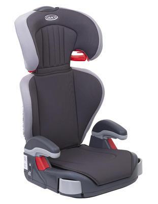 Autosedačka GRACO Junior Maxi 2021, iron - 1