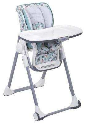 Jídelní židlička GRACO Swift fold 2021, rubix - 1