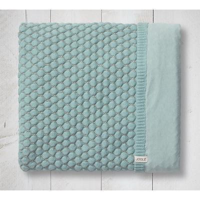 Deka pletená-medové plásty JOOLZ essential 2019, mint