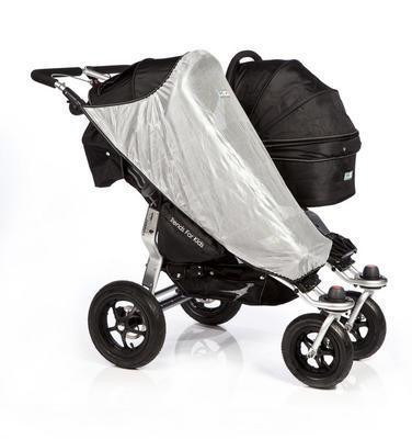 UV síťka TFK Sunprotection Twin Adventure pro jednu sportovní sedačku