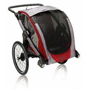 Vozík POD BABY JOGGER 2013 - crimson - 1