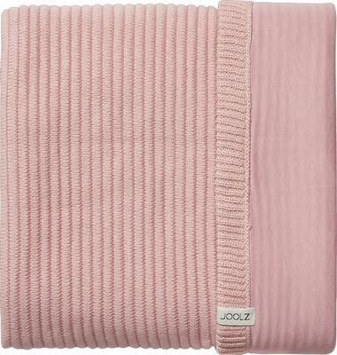 Deka žebrovaná-ribbed JOOLZ essential 2019, pink - 1