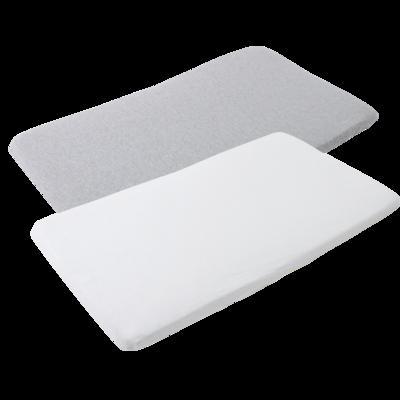 MAXI-COSI prostěradlo do postýlky IRIS white/grey 2021