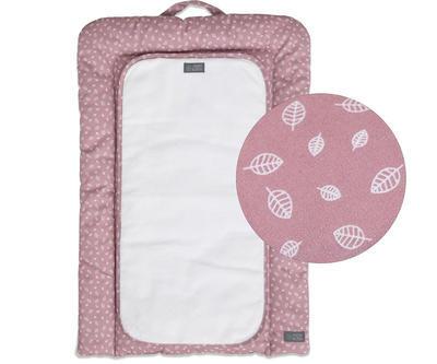 Přebalovací podložka VINTER & BLOOM Nordic Leaf 2020, soft pink - 1