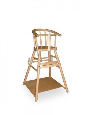 Dřevěná jídelní židlička BERNKOP Sandra 2021 - 1
