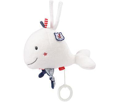 Ocean club BABY FEHN Hrací velryba 2021 - 1