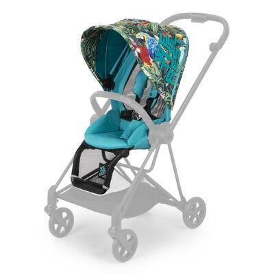 CYBEX by DJ Khaled Mios Seat Pack We the Best Blue 2021 - 1