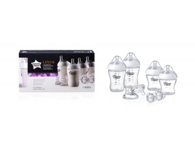 Startovací sada kojeneckých lahviček ultra TOMMEE TIPPEE 2019 - 1