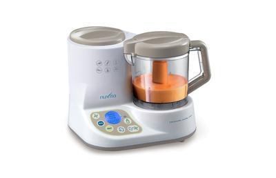 Robot + ohřívač lahví + sterilizátor NUVITA 2020 - 1