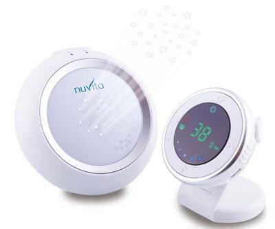 Audio Baby monitor NUVITA Starry s projektorem 2020 - 1