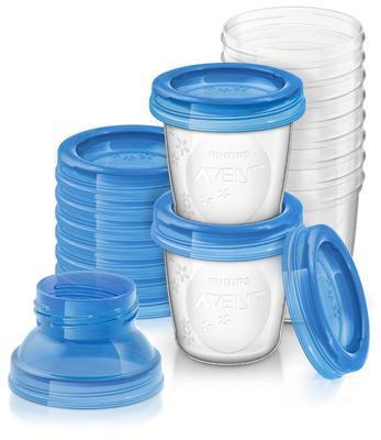 VIA zásobníky AVENT na mateřské mléko 2020 - 1