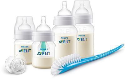 Novorozenecká startovní sada AVENT Anti-colic,ventil AirFree 2020 - 1