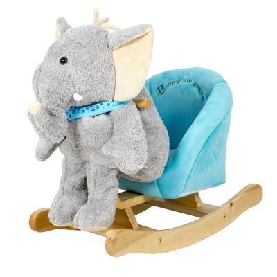 ZOPA Houpací slon 3v1 2021 - 1