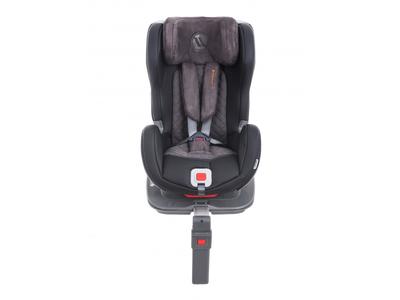 Autosedačka AVIONAUT Isofix Glider 2 Royal 2019, černá/šedá - 1