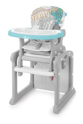 Jídelní židlička BABY DESIGN Candy 2019 - 1