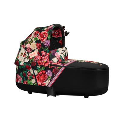 Hluboká korba CYBEX Priam Lux Carry Cot Fashion Spring Blossom 2021 - 1