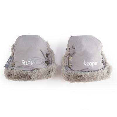 Zimní rukavice na kočárek ZOPA Fluffy 2021