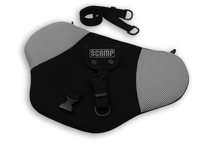 Bezpečnostní pás do auta pro těhotné SCAMP Comfort Isofix 2020 - 1