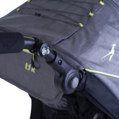 TFK LED světlo na kočárek 2021 - 1