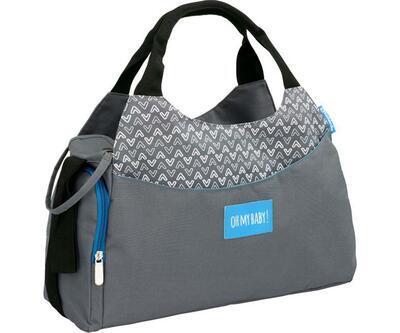Přebalovací taška BADABULLE Multipocket 2021 - 1
