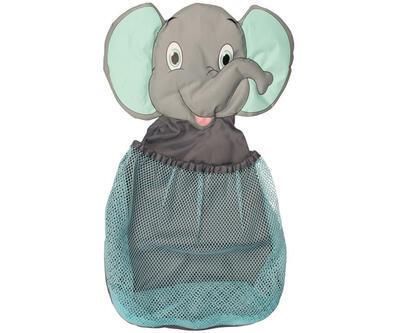 Síť na hračky do vany BO JUNGLE 2021, elephant - 1