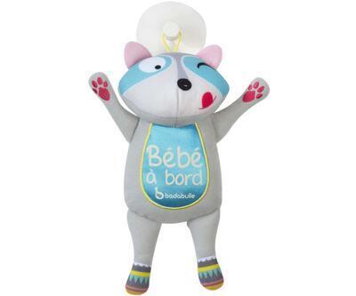 Hračka do auta BADABULLE Baby on Board 2021 - 1