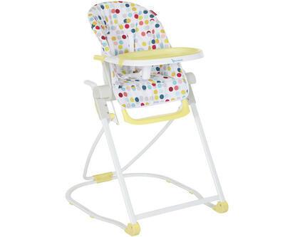 Jídelní židlička BADABULLE Compact Chair 2021 - 1