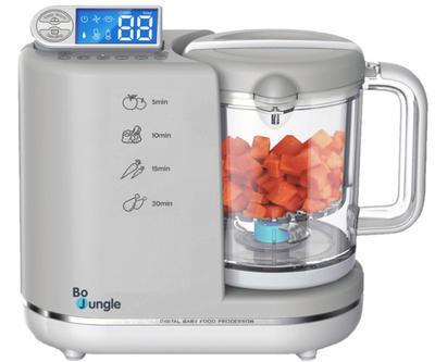 Multifunkční přístroj BO JUNGLE B-Digital Baby Food Processor 6v1 2019 - 1