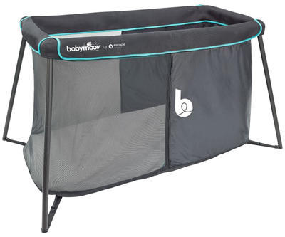 Cestovní postýlka BABYMOOC Naos Bed 2021 - 1