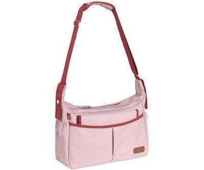Přebalovací taška BABYMOOV Urban Bag 2021, melanged pink - 1