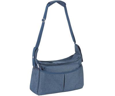Přebalovací taška BABYMOOV Urban Bag 2021, melanged blue - 1