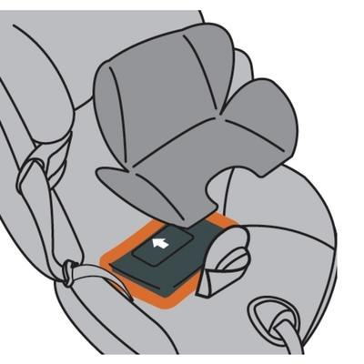 Přídavná vložka BESAFE Cushion 2016