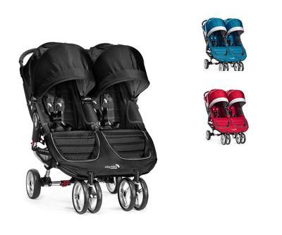 Kočárek BABY JOGGER City Mini Double 2018 - 1