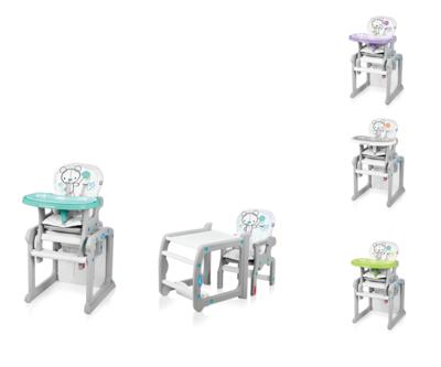 Jídelní židlička BABY DESIGN Candy 2016