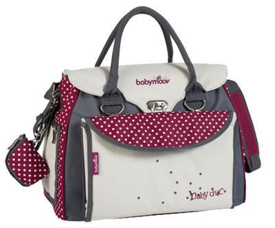 Přebalovací taška BABYMOOV Baby Style 2019 - 1