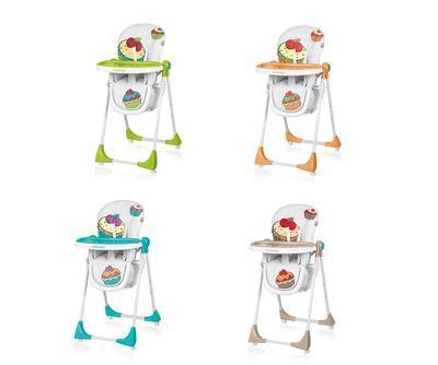 Jídelní židlička BABY DESIGN Cookie 2019 - 1