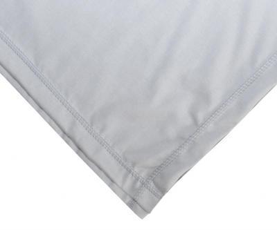 Letní deka EMITEX 80x100 cm bavlna 2020, šedá