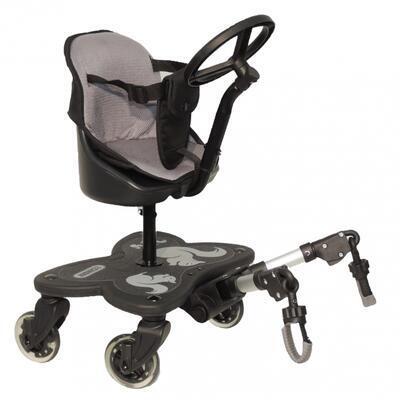 EICHHORN Cozy C Rider se sedátkem a volantem 2021 - 1
