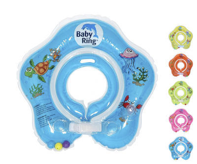 Kojenecký nafukovací kruh BABY RING 2015 - 1
