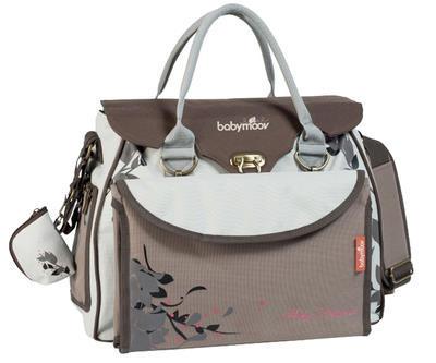 Přebalovací taška BABYMOOV Baby Style 2021, natural - 1