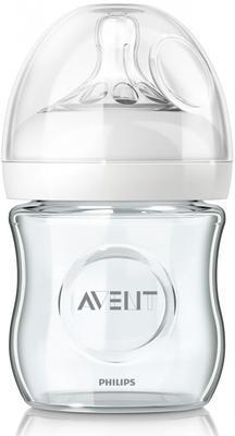 Skleněná láhev AVENT Natural 120 ml (1 ks) 2017 - 1