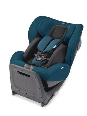 Novorozenecká vložka RECARO Kio Newborn 2021, prime silent grey - 2