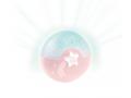 Noční lampička INFANTINO s projekcí 2020 - 2/7