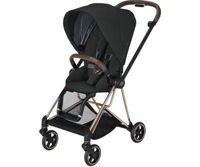 Kočárek CYBEX Set Mios Rosegold Seat Pack 2021 včetně Cloud Z i-Size - 2