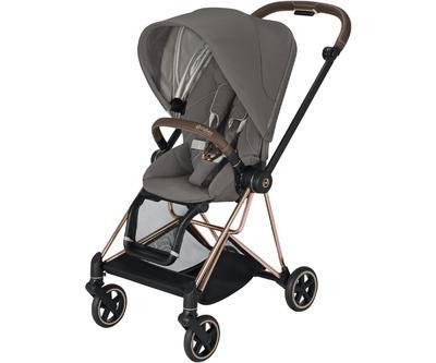 Kočárek CYBEX Mios Rosegold Seat Pack 2021 včetně korby - 2