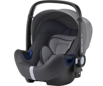 Autosedačka BRITAX RÖMER Baby-Safe2 i-Size Bundle Flex Premium Line 2021, storm grey - 2