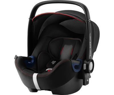Autosedačka BRITAX RÖMER Baby-Safe2 i-Size Bundle Flex Premium Line 2021, cool flow black - 2